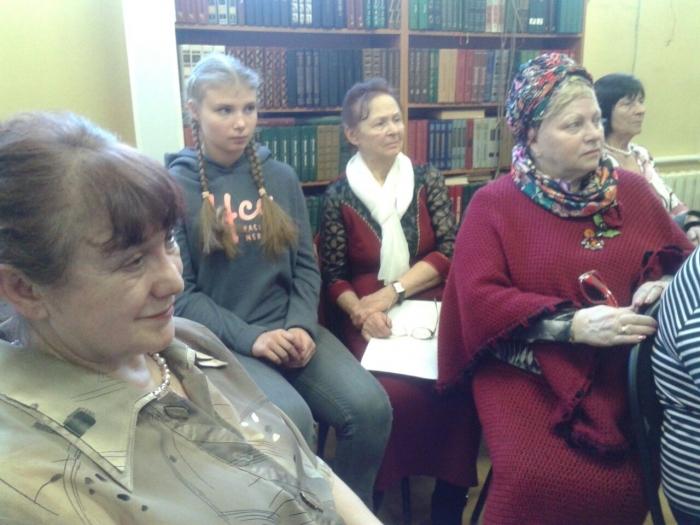 Малаховское отделение ВЖС «Надежда России» действует