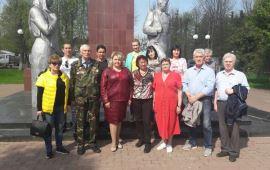 Делегация Пермского землячества посетила Лотошинский район