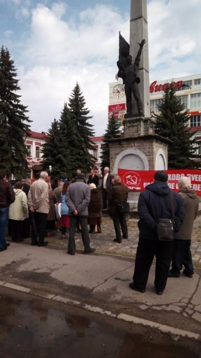 В Орехово-Зуево отметили 1 мая