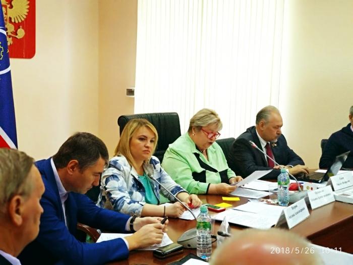 26 мая состоялась отчётно-выборная конференция Королёвского городского отделения КПРФ