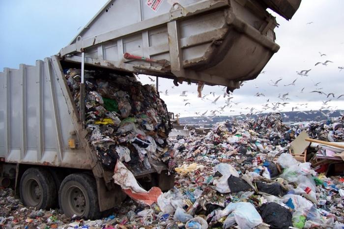 Новая волна мусорных протестов