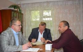 Депутат Мособлдумы Александр Наумов провёл приём граждан