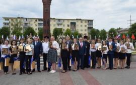 Александр Наумов принял участие во вручении паспортов юным серпуховичам