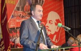 Доклад Первого секретаря МК КПРФ Н.И. Васильева на 47-й Конференции МК КПРФ