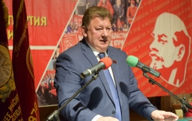 Владимир Кашин: «Совместная борьба за интересы трудящихся закалила всех нас»