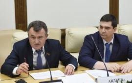 Василий Мельников принял участие в Круглом столе Мособлдумы