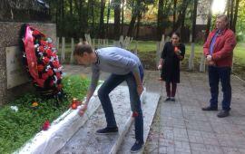 22 июня в 4 часа утра королёвские коммунисты провели V-й реквием-поход «ПОМНИМ»
