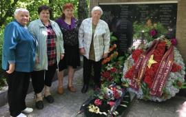 День памяти и скорби в Малаховке