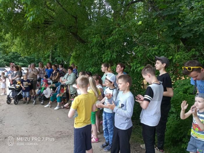 Малаховка открыла летний сезон!