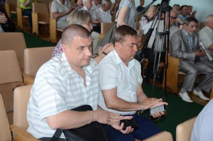 В.И. Кашин провел пресс-конференцию в Ставропольском крае