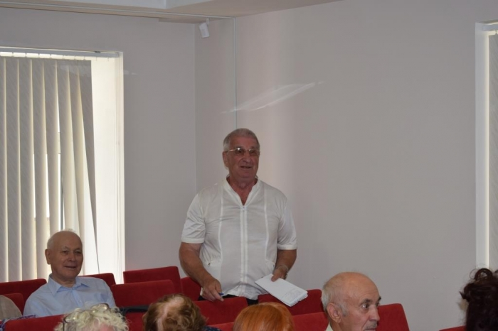Состоялась 3-я Конференция МО ООО «Дети войны»