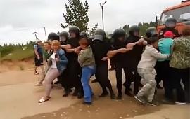 Очередная голодовка в Подмосковье!