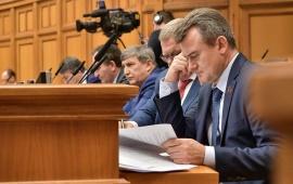 Депутатская инициатива Василия Мельникова