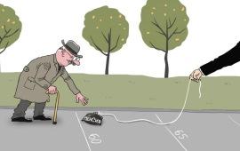 Мрачные мысли олигарха о пенсии