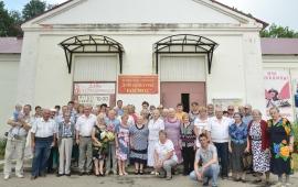 Коммунисты Волоколамска поздравили ветеранов железной дороги с их профессиональным праздником