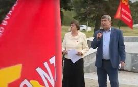Константин Черемисов пообщался с жителями Черноголовки
