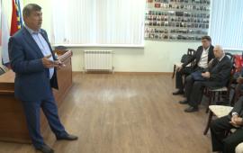 Кандидат на должность губернатора Подмосковья от КПРФ посетил Истру