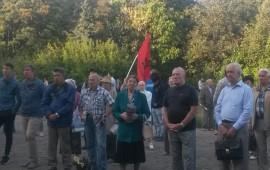 Жуковский на волне протеста…