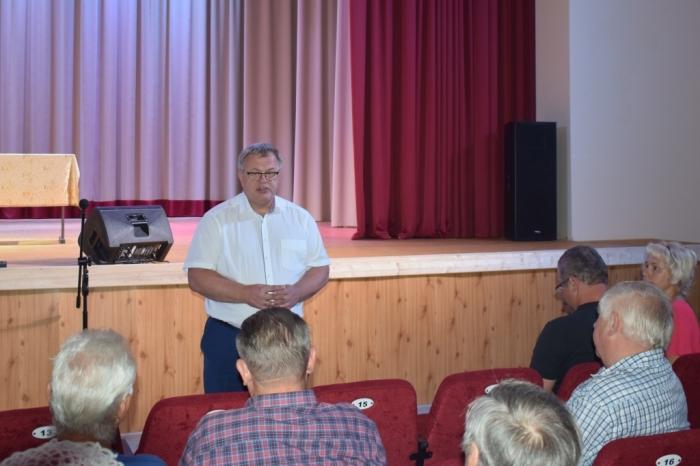Депутат Мособлдумы Александр Наумов посетил Богородский городской округ и городской округ Талдом
