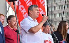 Константин Черемисов: Нужно выходить народу на улицы и стоять до последнего, до Победы!
