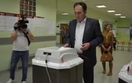 Первый секретарь МК КПРФ, заместитель Председателя Мособлдумы Васильев считает, что отношение к власти нужно выражать голосованием