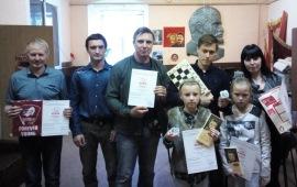 В Орехово-Зуево прошел турнир по шашкам и шахматам