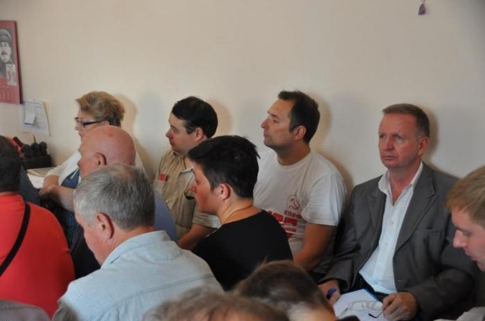 Состоялось совещание первых секретарей городских и районных партийных организаций