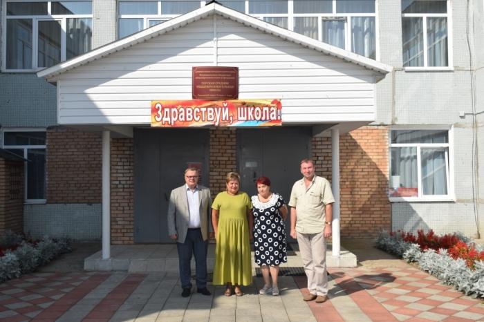 Секретарь МК КПРФ, депутат Мособлдумы Александр Наумов посетил с рабочим визитом г.о. Озеры