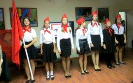 Краеведы встретились с основателями комсомольского движения Рузского района