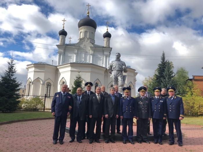 Егорьевск - город авиационный