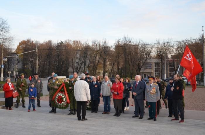 Комсомол Подольска навстречу Юбилею