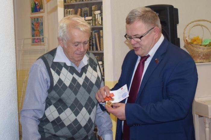 Состоялось общее торжественное Собрание Домодедовского ГК КПРФ, посвященное 100-летию ВЛКСМ