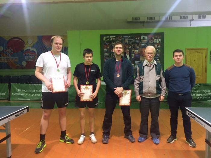 В Дубне провели теннисный турнир в честь 100-летия ВЛКСМ