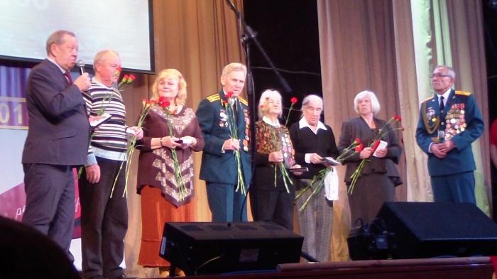 В Пушкино прошло торжественное собрание в честь 100-летия ВЛКСМ