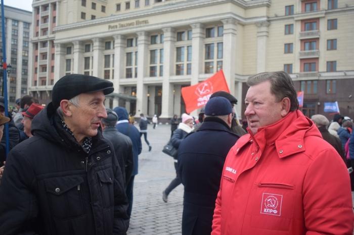 Г.А. Зюганов: Комсомол – будущее нашей державы!