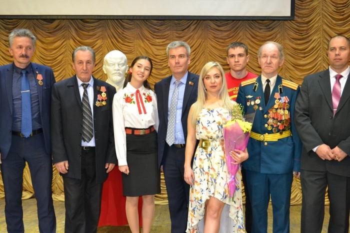 Люберцы празднуют 100-летие Ленинского комсомола