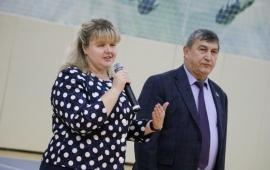 Константин Черемисов принял участие в торжественном открытии Спартакиады людей с ограниченными возможностями здоровья в Лотошинском районе