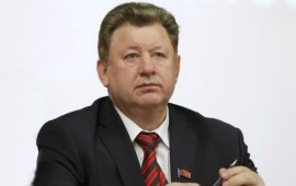 В.И.Кашин выступил в Государственной Думе по законопроекту о мерах по сохранению народной памяти