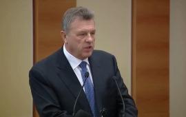 Выступление Виктора Таранина на Круглом столе в Государственной Думе ФС РФ 19.11.2018