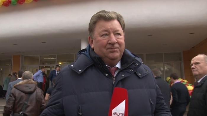 Владимир Кашин: «Совхоз имени Ленина» – это наше настоящее и светлое будущее!