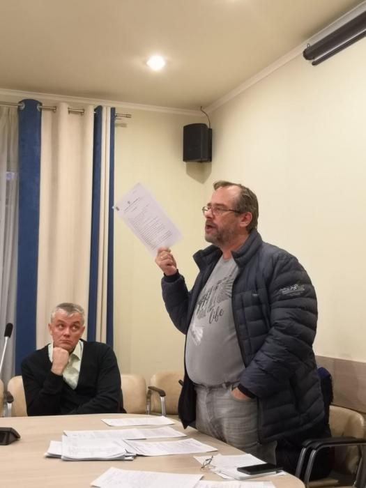 13 ноября состоялось заседание комиссии по вопросам ЖКХ совета депутатов Щелковского района