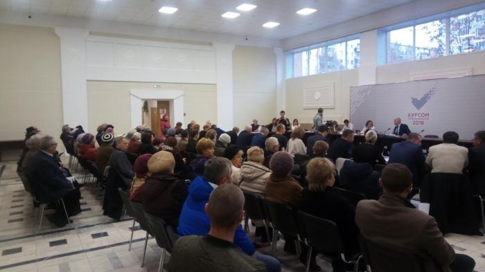Состоялось заседание Совета депутатов Ликино-Дулевского городского округа