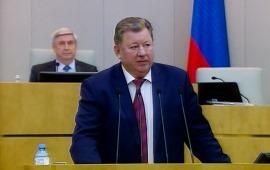 В.И. Кашин выступил в Государственной Думе