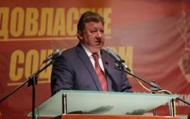 Владимир Кашин: «Желаю областной организации удачи, продуктивных дел и, по-прежнему, быть образцовой!»