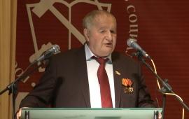 Выступление Евгения Добровольского на 48-й отчётно-выборной Конференции МК КПРФ