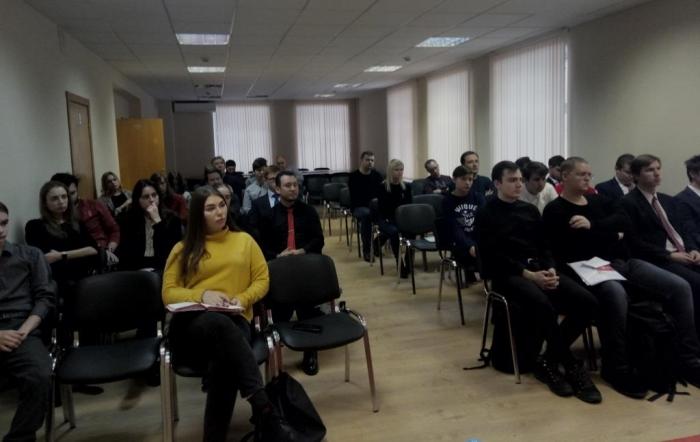 Состоялось общее собрание МК ЛКСМ РФ