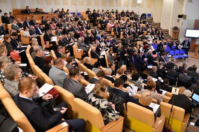 В Госдуме под председательством В.И. Кашина состоялись Парламентские слушания