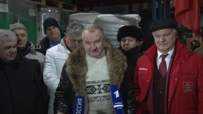 Михаил Волков: «Тем, кто развязал конфликт на Донбассе, мы говорим: «Одумайтесь и остановитесь!»