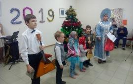В Малаховке празднуют и стар, и мал!