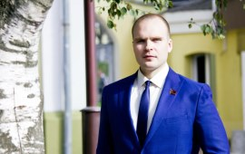 Александр Корнев: Трудности только закаляют Комсомол!